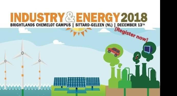 Congres Industry & Energy 2018 bij Chemelot