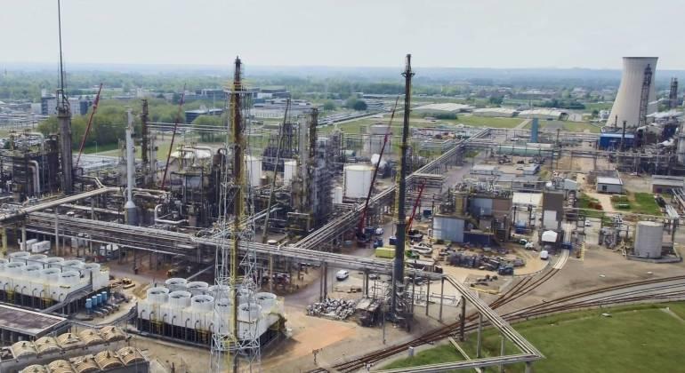 Verschillende onderhoudsstops op Chemelot