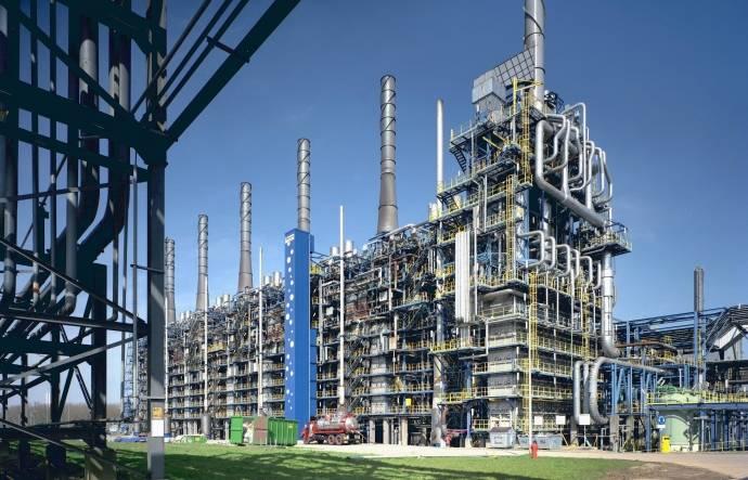 SABIC: de naftakrakers
